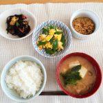 健康を維持するための食事